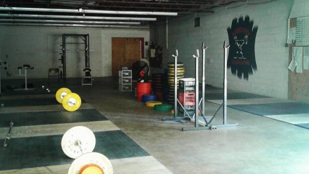 Rubber City Weightlifting, early morning session!