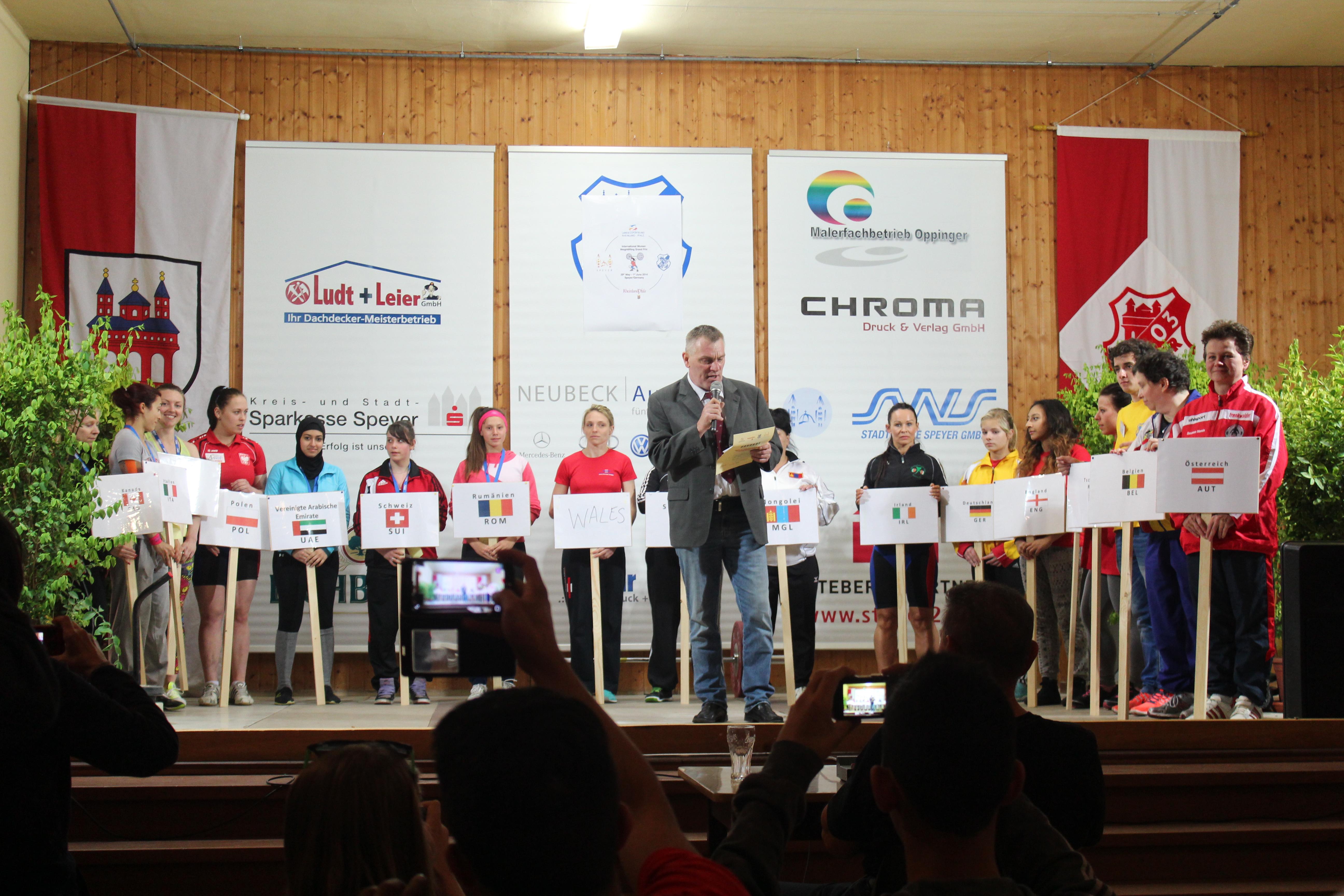 Nation presentation