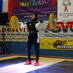 Int.woman weight lifting Grand Prix Austria-00211