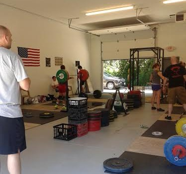 Rubber City Weightlifting